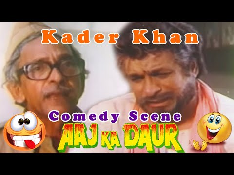 Kader Khan Comedy