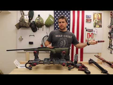 Clean Your Guns With the Ultimate Setup: Tipton Ultra Gun Vise and Max Force Rod