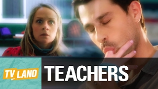 'Sexy Seduction with Hot Dad' Ep. 5 Official Clip | Teachers on TV Land (Season 2)