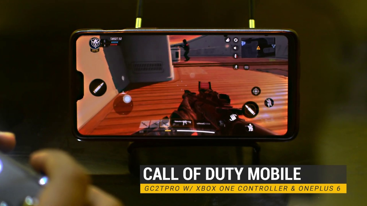 How to Play Call of Duty Mobile with Gamepad : Game Controller 2 Touch Pro Setup Tutorial(NO BAN)