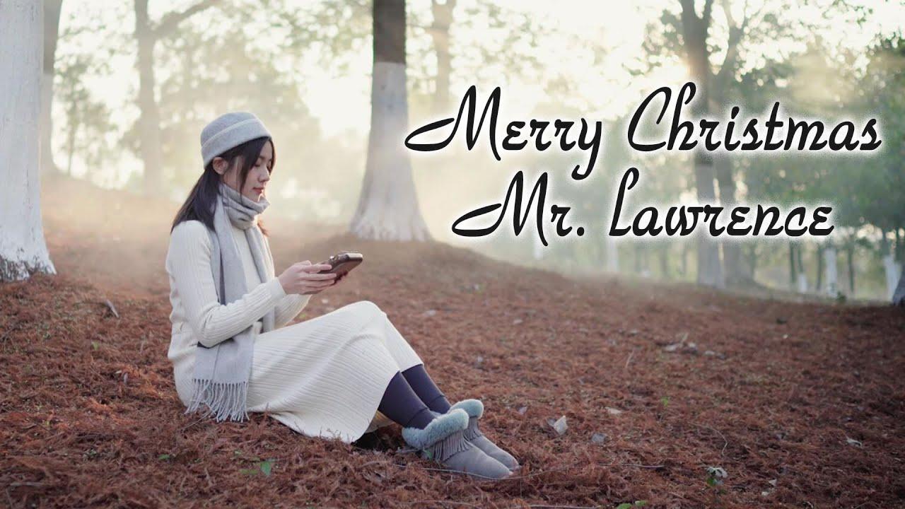 戦場のメリークリスマスより Merry Christmas, Mr. Lawrence  坂本龍一 Kalimba Cover by April Yang
