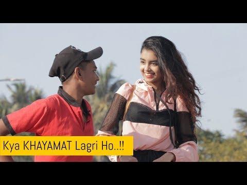 SRK Saying Kya KHAYAMAT Lagri Ho | Bantai It's Prank