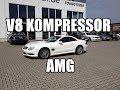 '' Rocket '' Mercedes SL55 AMG V8 kompressor Review & TestDrive JMSpeedshop !