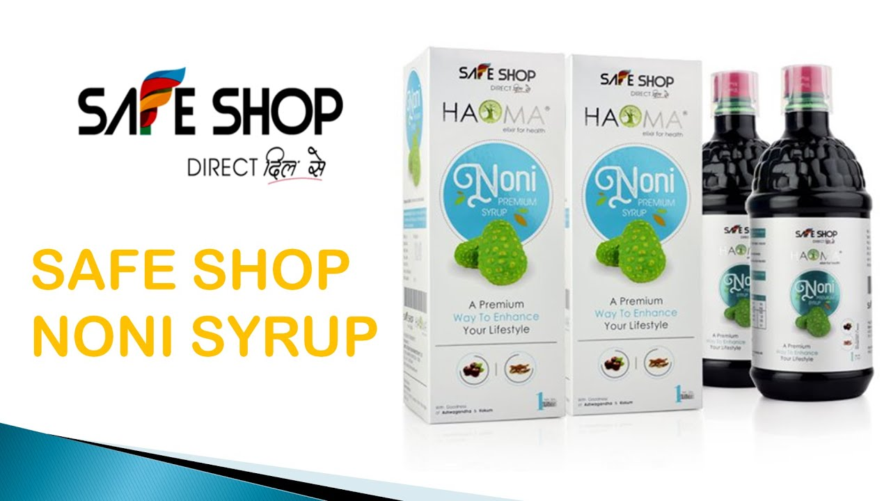 safe shop !! benefits of noni juice !! mlm !! shivam soni