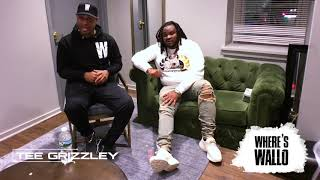 Where's Wallo: Tee Grizzley Exclusive