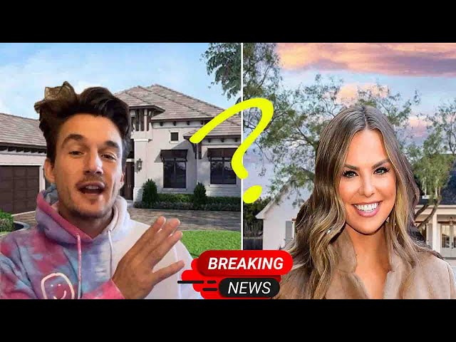 Is that a coincidence? Tyler Cameron and Hannah Brown shared a photo of a house
