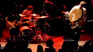 Screaming Females - Buried In The Nude, Bowery Ballroom, NYC, 5/29/13