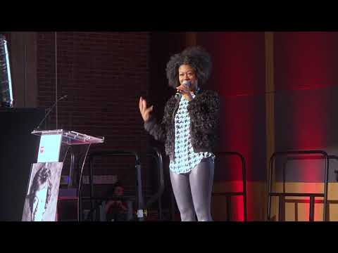At The Podium: S.T.E.A.M. Conference 2018
