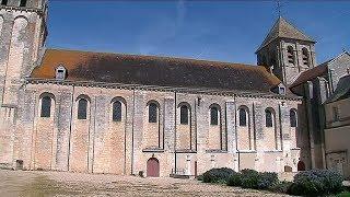 Vienne : l'Abbaye de Saint-Savin, patrimoine mondial de l'UNESCO, sous haute surveillance