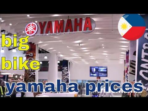 YZONE PRICE LIST  PHILIPPINES YAMAHA BIG BIKES