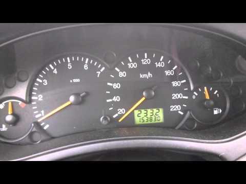 Ford Focus 2004 Problem