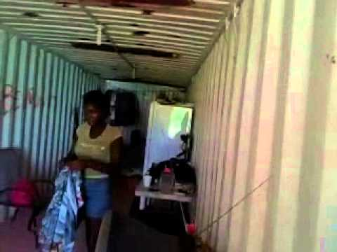 Container  House Jamaica