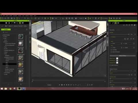 Creating and Animating a Character Scene in iClone_June 29, 2016