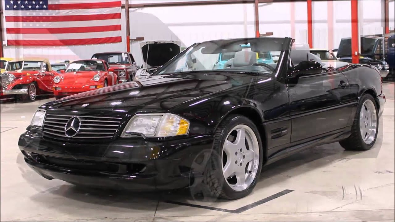 2000 mercedes sl500 youtube 2000 mercedes sl500