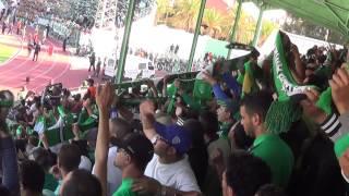 Ock vs Raja 0 - 1 du 07-03-2015, الخضراء الوطنية
