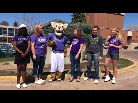 Welcome to the University of Sioux Falls - New Student Registration 2018