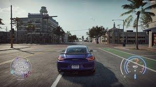 Need for Speed Heat - Porsche Cayman GT4 '15 Gameplay [4K]
