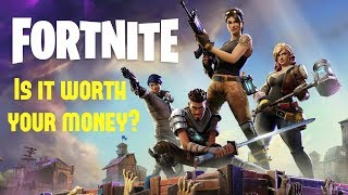 FORTNITE: Singleplayer and INTRO 1080p