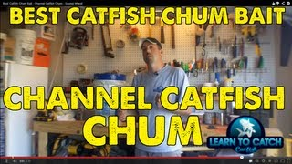 Best Catfish Chum Bait - Channel Catfish Chum - Soured Wheat