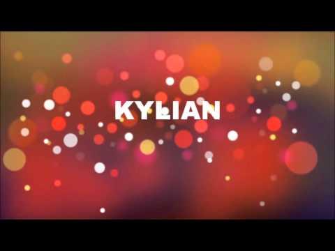 chanson anniversaire kylian
