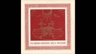 Bill Nelson Flaming Desire COVER