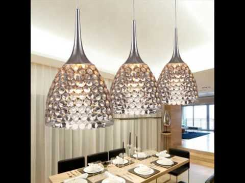 Modern Pendant Light | Contemporary Pendant Lighting - YouTube