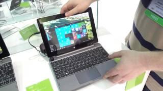 Acer Switch v 10 Hands-On