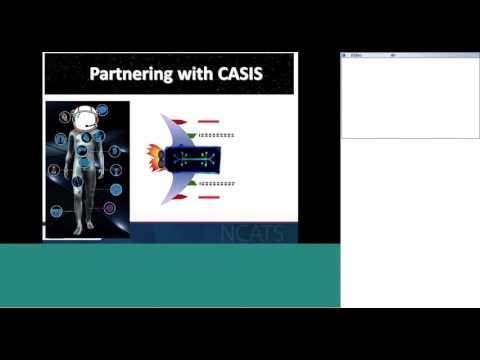 NIH-CASIS Tissue Chip Systems Translational Research in Space Informational Webinar