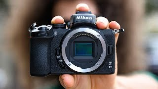 OFFICIAL Nikon Z50 Real World pREVIEW | a Mini Z6 / Z7?