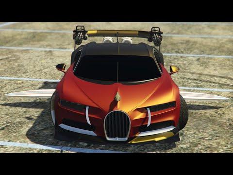 Je crée la voiture de vos rêves #2 GTA V Pc Mod