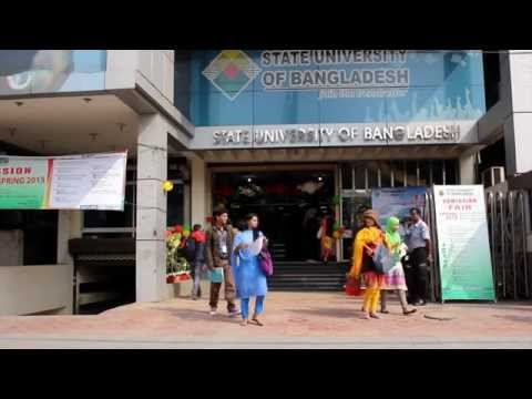 State University of Bangladesh-Documentary on JCMS