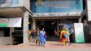 State University of Bangladesh-Documentary on JCMS