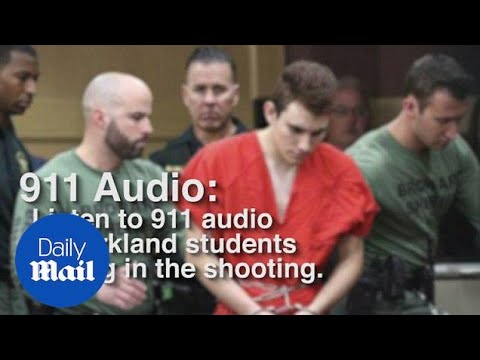 Listen to 911 audio of Parkland students calling in shooting - Daily Mail