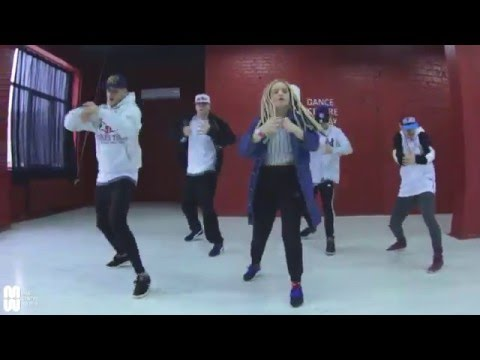 Vic Mensa - U Mad ft. Kanye West choreography by Dasha Maltseva - Dance Centre Myway