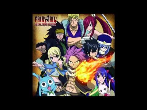 Fairy Tail 2014 OST - 24. Disturbed by Magi