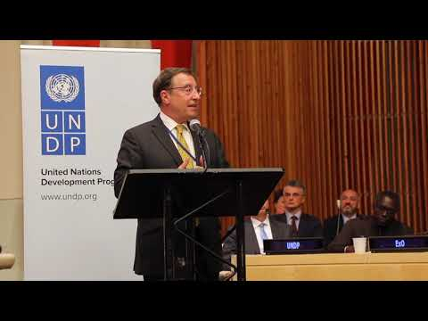 Achim Steiner's Remarks to the Executive Board