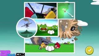 Angry Birds Rio - Rovio Entertainment Ltd SMUGGLERS PLANE Level 25-30 Gameplay Walkthrough