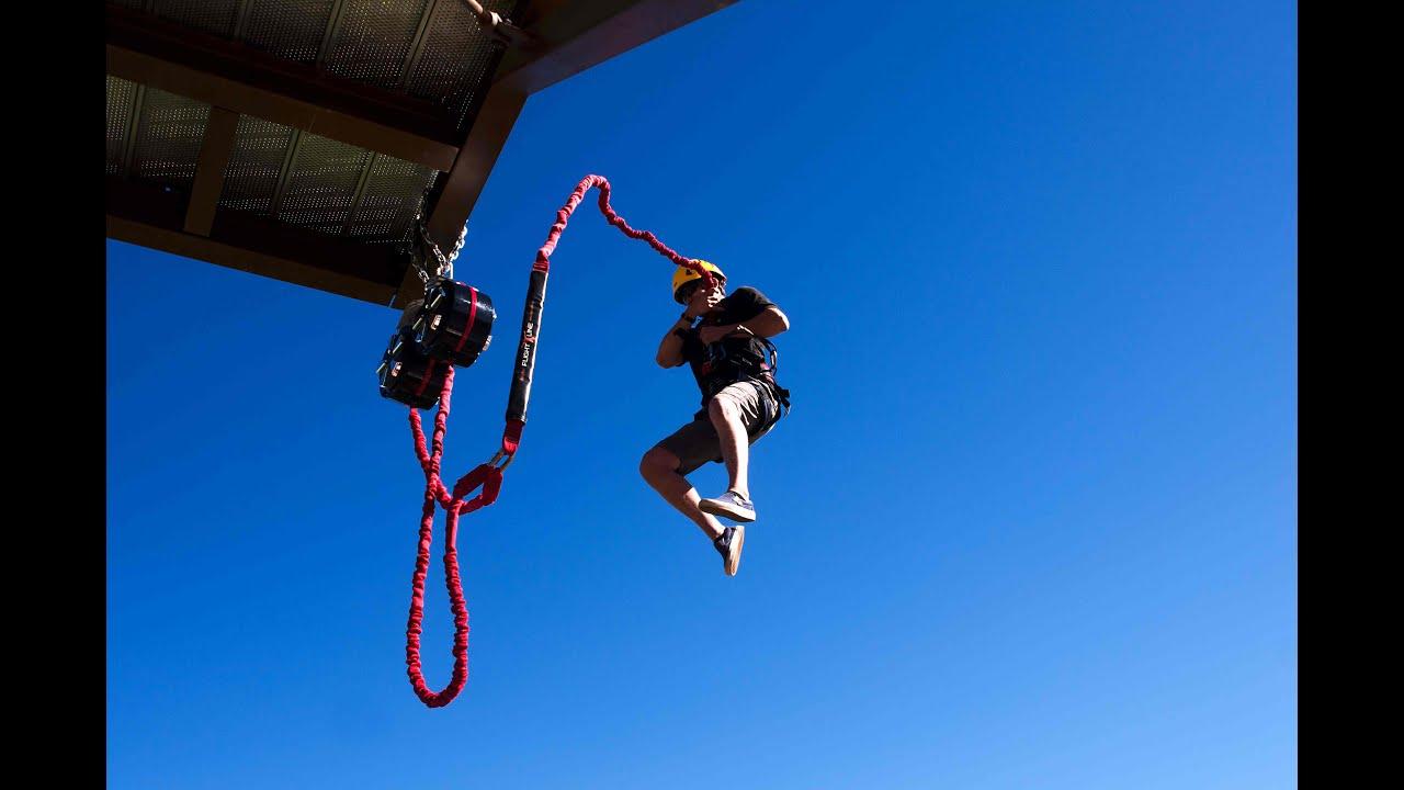 Flightline Free Fall  Extreme Free Fall Drop - Youtube-1640