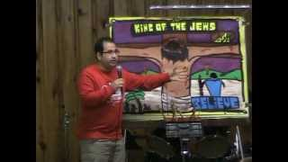 Last Week of Jesus 3 of 5 - King of the Jews - Mark Sohmer - Luke-15.org