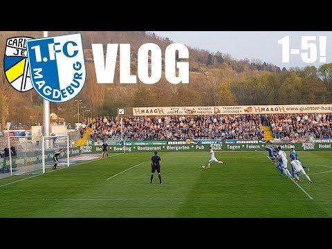 FCM VLOG | Deklassierung zum Matchball! | FC Carl Zeiss Jena - 1. FC Magdeburg