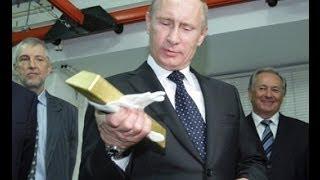 ПОЧЕМУ Россия скупает золото ???(, 2014-06-04T11:00:59.000Z)