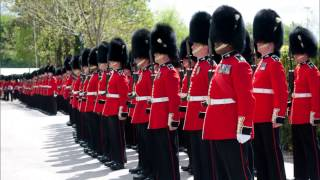 Rising of the Lark - Quick March of the Welsh Guards