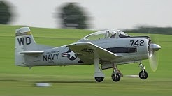 T-28 Trojan 9cyl. 1500hp RADIAL ENGINE | AWESOME SOUND !