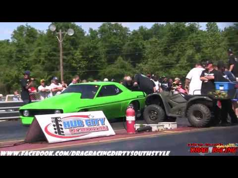 The Lizzard vs Bankston Boyz Racing New No Prep Car 601 Outlaws No Prep