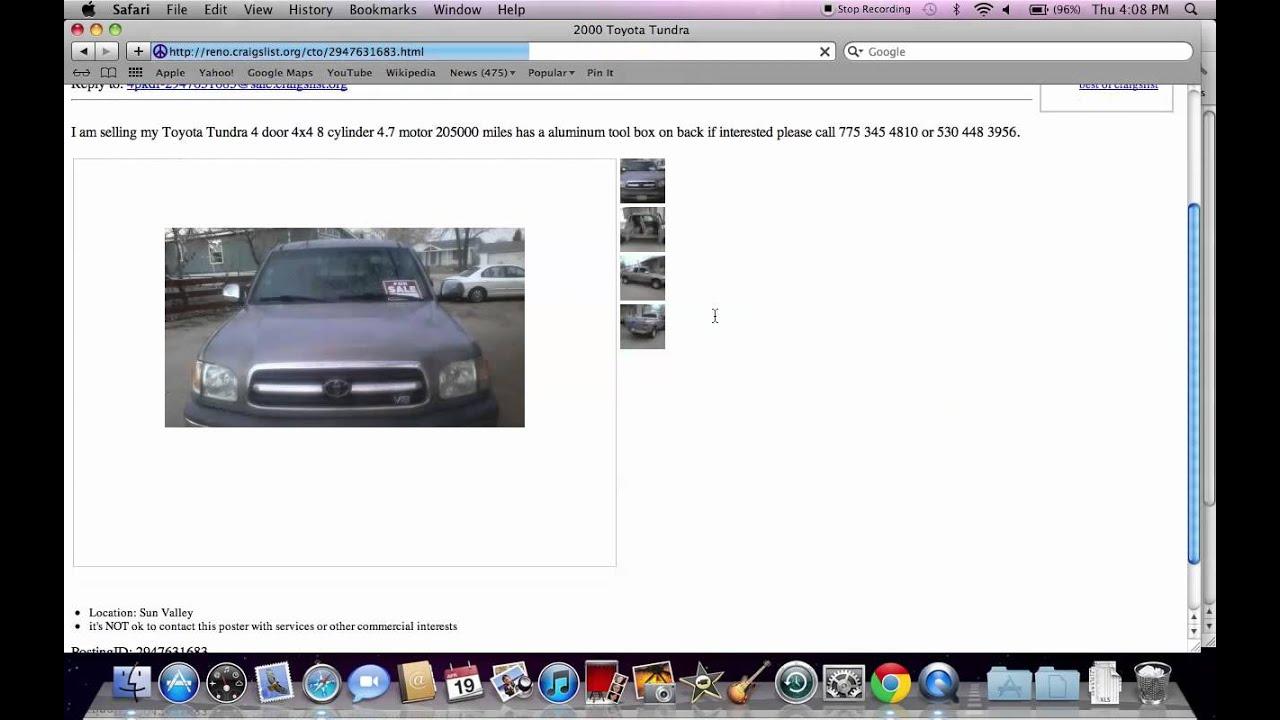 Craigslist Carson City Carssiteweb Org