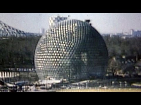Montreal's iconic Expo 67 exhibition left lasting impact on country