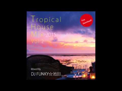 Tropical House Mix 2015 vol.2 / Mixed By DJ FUNKY☆池田