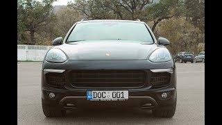 Porsche Cayenne 4.2 V8 Diesel.Знакомство с Porsche Cayenne. Отзыв владельца.