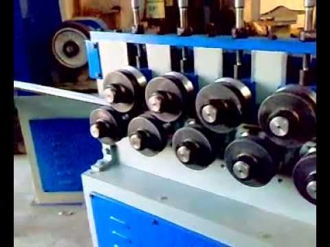 Bti Hex Square And Flat Straightening Machine Amarjit