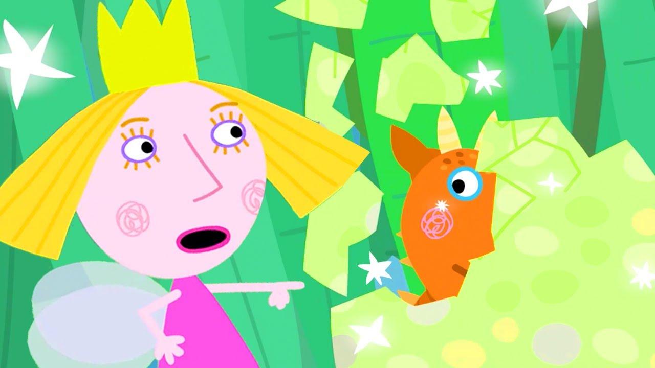 ZELTEN MACHT SPASS 🎪 Ben und Hollys Kleines Königreich Deutsch | Cartoons für Kinder